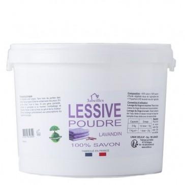 Lessive paillette lavandin 2kg