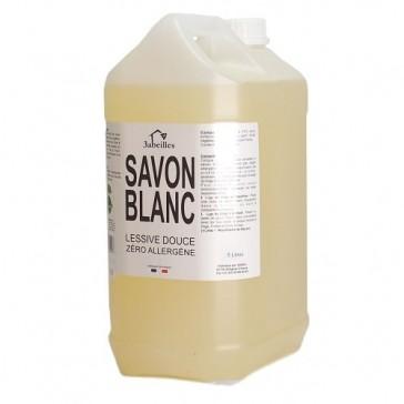 Savon Blanc, Lessive Liquide Bio