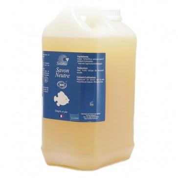 Savon liquide neutre 5L bébé