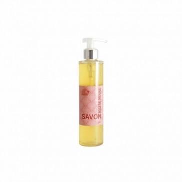 Savon liquide Bio Flagrance Rose