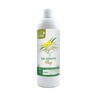Gel douche Ylang 5 Ingrédients