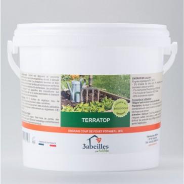 Terratop 3kg - 3Abeilles - Une marque Solibio