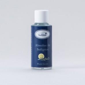 Parfum pour diffuseur Absolue de Solignac Petit Grain - Solibio