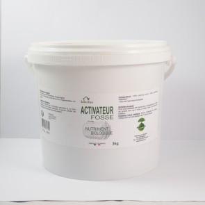 Activateur de fosse 3kg