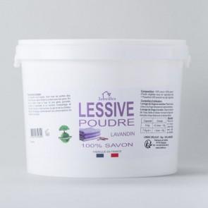Lessive paillette lavandin 2kg - 3Abeilles - Une marque Solibio