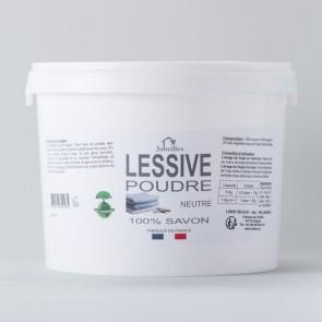 Lessive paillette neutre 2kg - 3Abeilles - Une marque Solibio