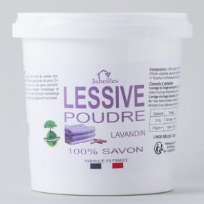 Lessive poudre lavandin 800g