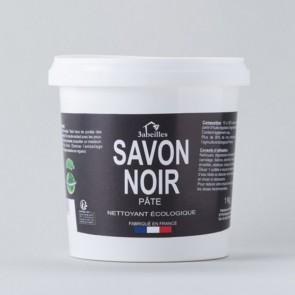 savon noir pâte 1kg - 3Abeilles - Solibio - Une marque Solibio
