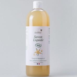 "Savon liquide de Solignac ""Ylang-ylang"" 1L"