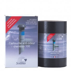 Cartouche anti odeur D100