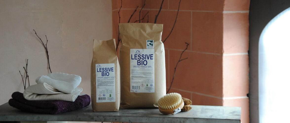 Lessive poudre Bio 3Abeilles