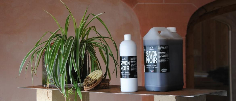 Savon Noir Bio 3Abeilles