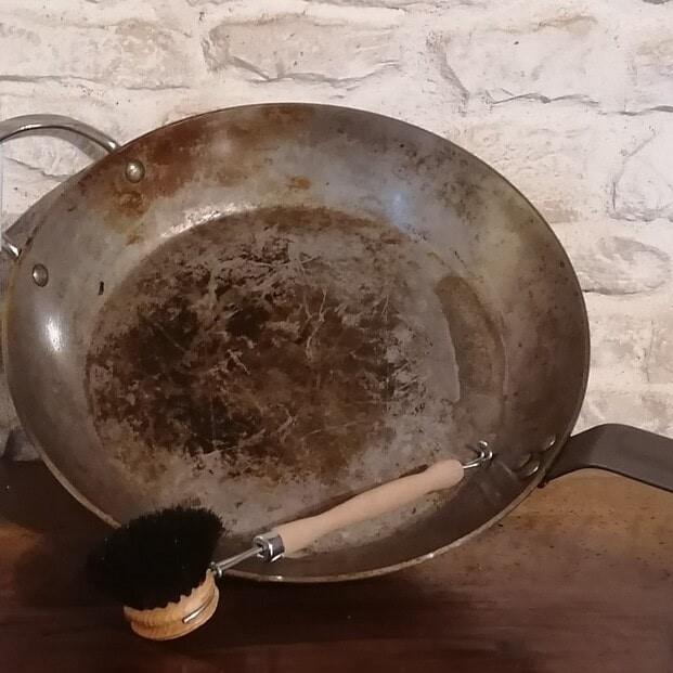 Bicaronate de Soude, Nettoyage Vaisselle
