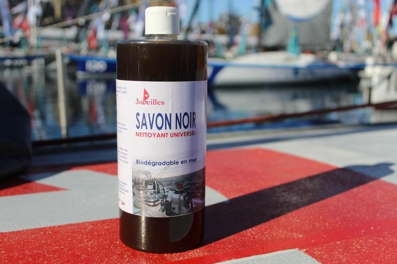 Savon Noir Bio 3Abeilles Accastillage, entretien des bateaux