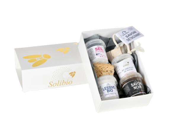 Coffret découverte droguerie Solibio
